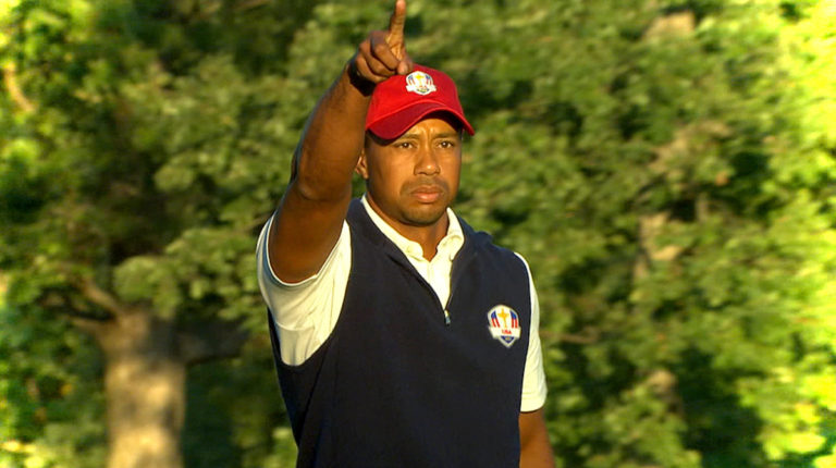 Ryder Cup: Tiger Woods Will Have A Role at the Ryder Cup ...